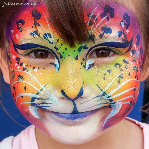Juliet Eve Face Painting & Body Art