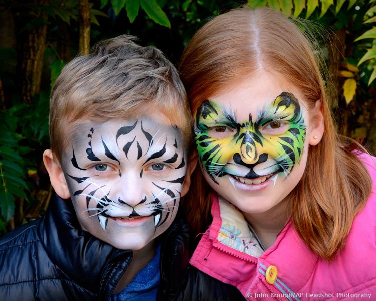 Bank Holiday at Paradise Wildlife Park